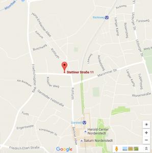 Bild aus Google Maps